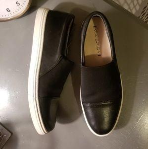 Via Spiga Raine Slipon Leather Sneaker